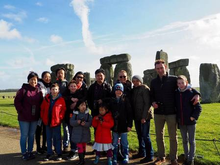 Stonehenge-group